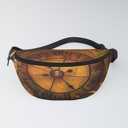 Awesome noble steampunk design Fanny Pack