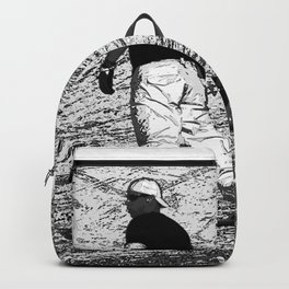 Snowboarding - Winter Sports Backpack