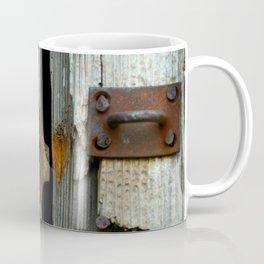 Lock Down Coffee Mug