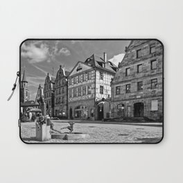 The Green Market Laptop Sleeve