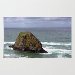 Oregon Coastline Rug