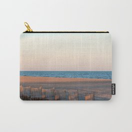 Sunlight On The Beach Carry-All Pouch