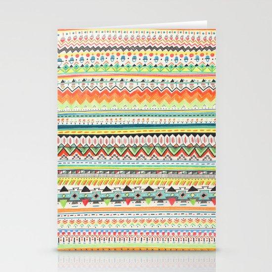 Pattern No.3 Stationery Cards