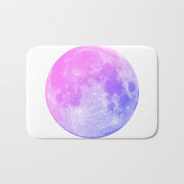 Neon Moon Bath Mat