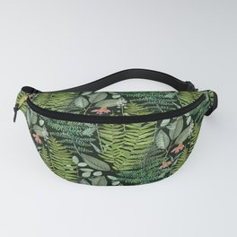 Pacific Northwest Plants Fanny Pack