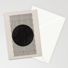 Woodblock Paper Art Stationery Cards