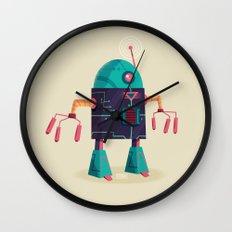 :::Mini Robot-Arpax::: Wall Clock