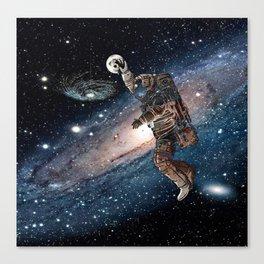 Space Dunk Canvas Print