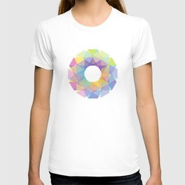 Fig. 036 Colorful Circle T-shirt