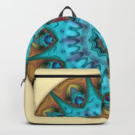 Mandalas from the Heart of Surrender 6 Backpack