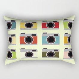 Camara Pop Rectangular Pillow