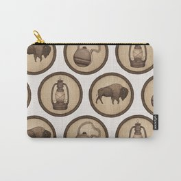 Go Explore! Patches Carry-All Pouch