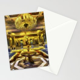 Vincent Van Gogh Palace Stationery Cards