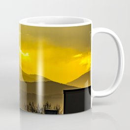 Mountains West of Denver Coffee Mug