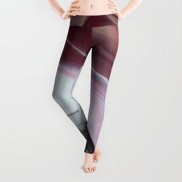 Purple lava Leggings