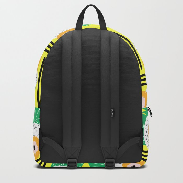 Tropical joy Backpack