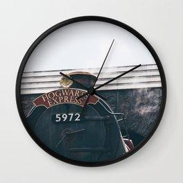 H Express Wall Clock