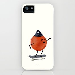 Skater Buoy iPhone Case