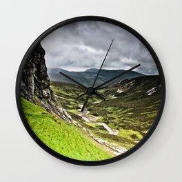 Inchnadamph Caves Wall Clock