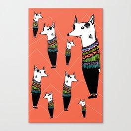 TJOFF Canvas Print