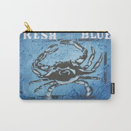 Fresh Blue Crabs Carry-All Pouch