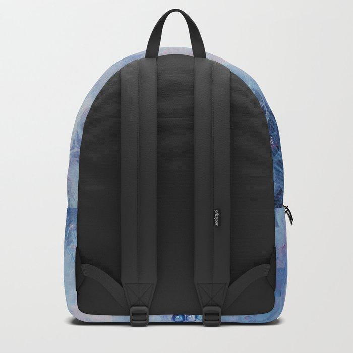 Self-Crowned Backpack