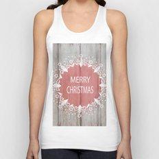 Merry Christmas #2 Unisex Tank Top