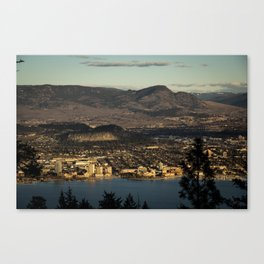 Hometown Canvas Print
