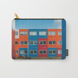 Colorful Container house Amsterdam Carry-All Pouch