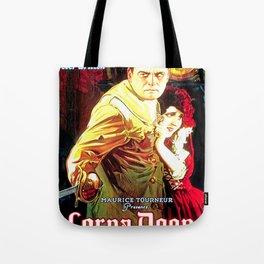 Vintage poster - Lorna Doone Tote Bag