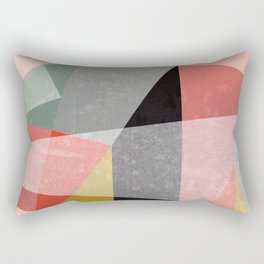 Canvas #1 Rectangular Pillow