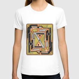 Star Chart - Metallic Coloring T-shirt