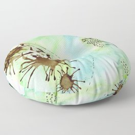 Modern Love Floor Pillow