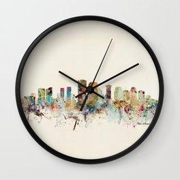 new orleans louisiana Wall Clock