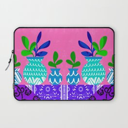 Still Life with Plants Laptop Sleeve