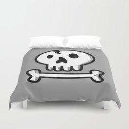 Skull 'N Bones Duvet Cover