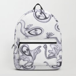 cute quirky witches Backpack