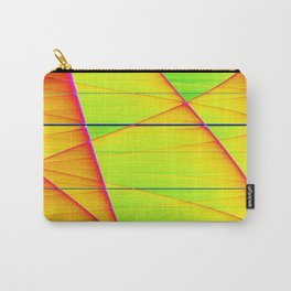 geometric figures mathematics  colorful bifurcation Carry-All Pouch