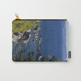 Trees + Tahoe Carry-All Pouch