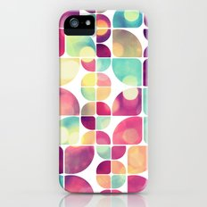 City Lights Pattern Slim Case iPhone (5, 5s)