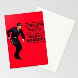 Marty Robbins - Gunfighter Ballads Stationery Cards