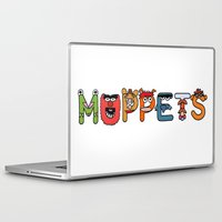muppets Laptop & iPad Skins featuring muppets by BlackBlizzard