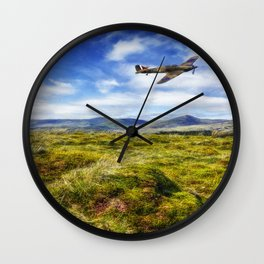 The Hurricane Wall Clock