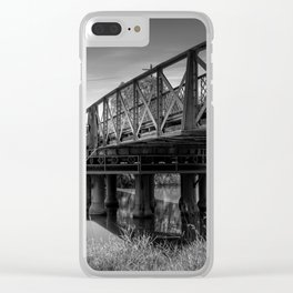 Swingbridge Clear iPhone Case