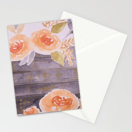 Scattered Thoughts Stationery Cards