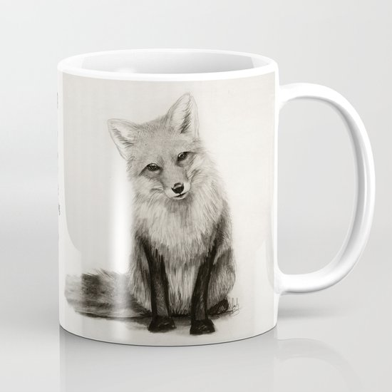 Fox Say What?! Coffee Mug