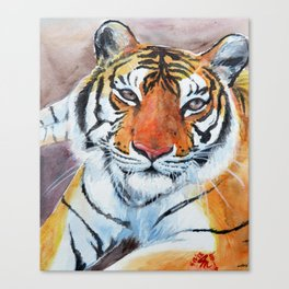 Priya Tigress Canvas Print