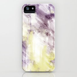 ABSTRACT ART Dream of Paint No. 006 iPhone Case