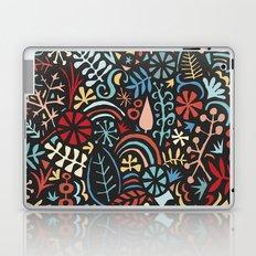 autumn doodle Laptop & iPad Skin