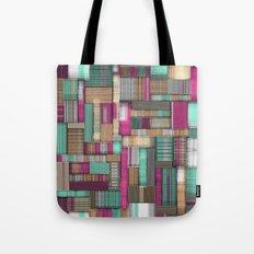 City Lines Tote Bag